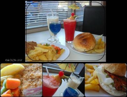 50's Diner (General Luna) Food
