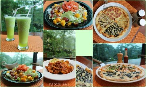 Secret Garden food and drink