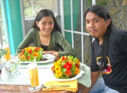 Eve's Garden dining