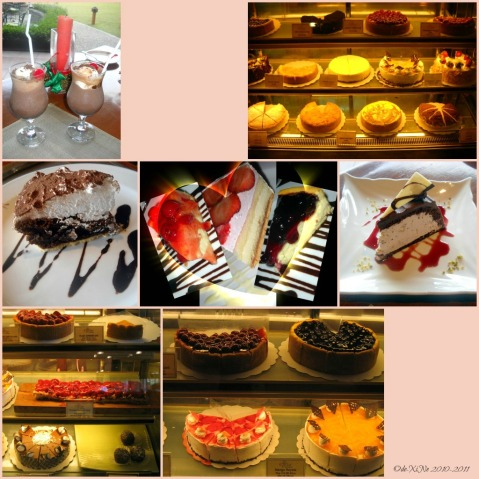 Le Chef Cakes and Sweet Creamy Drinks