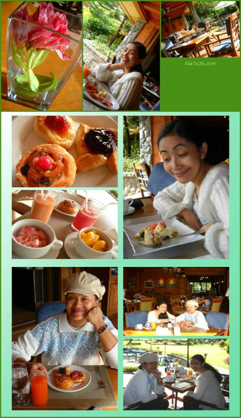Sisters Breakfast at Le Chef
