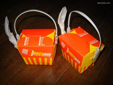 Baguio Macsbox, Rice in A Box
