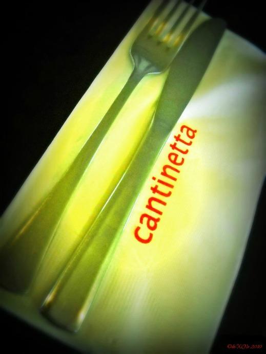 Cantinetta silverware