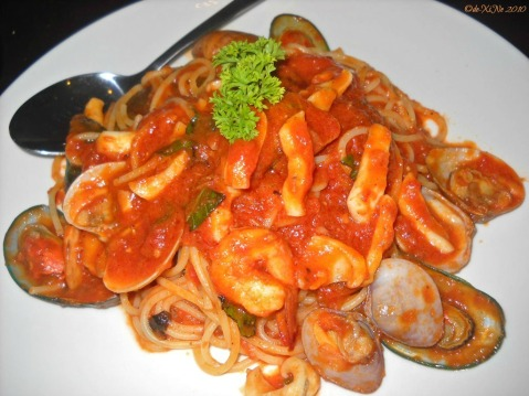 Cantinetta Pasta Pescatora