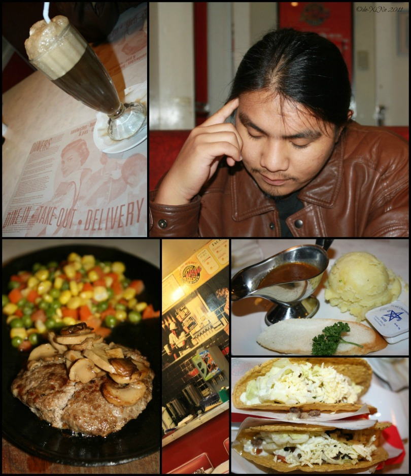 Mile Hi Diner