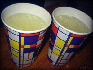 Brothers Burger lemonade