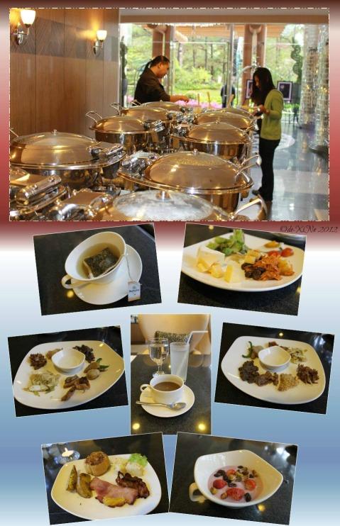 Dinelli's Gourmet, Breakfast Spread
