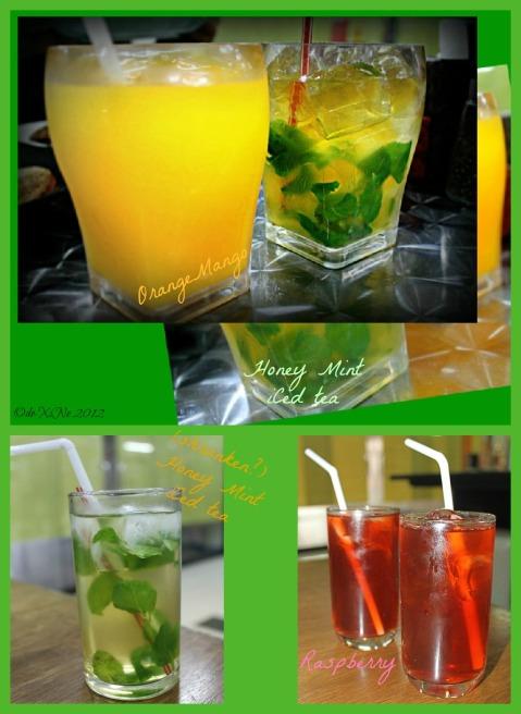 Cucinino beverages
