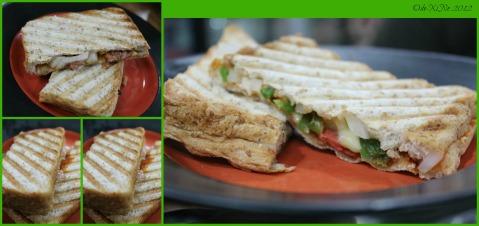 Cucinino Panini sandwiches