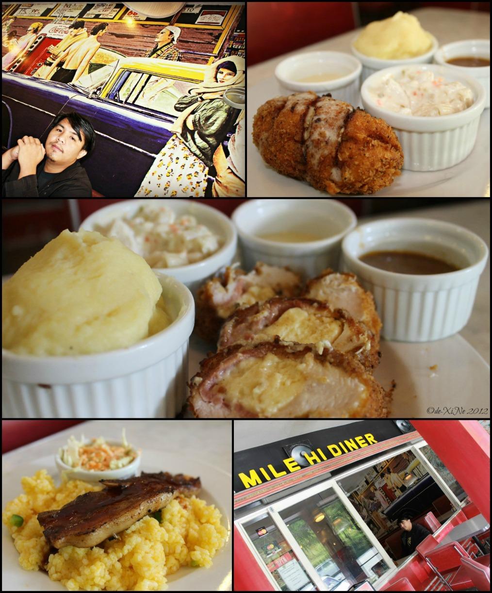 Mile Hi Diner 2