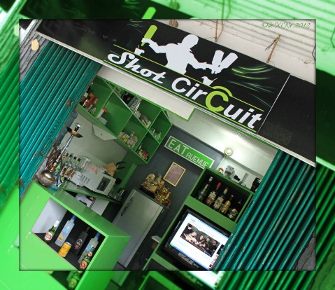 Shot Circuit bar
