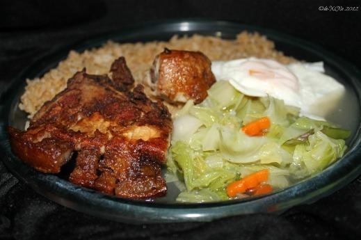 Baguio Marosan's Rice
