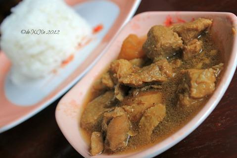 Cosy's, The Yummy Pork Adobo