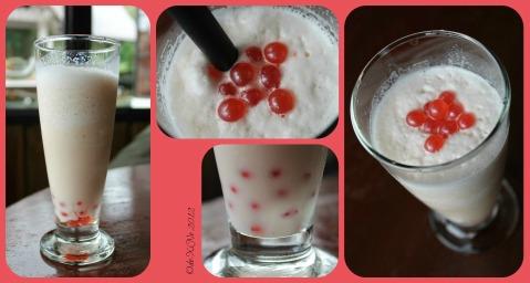 Cosy's Vanilla Raspberry
