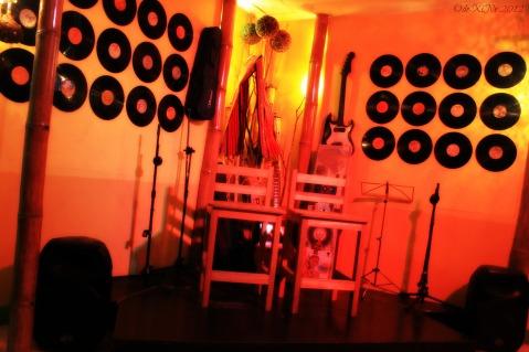 Kalye Luna stage