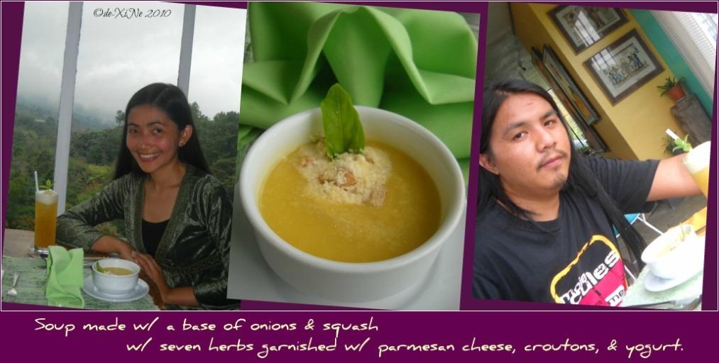 Eve's Garden soup