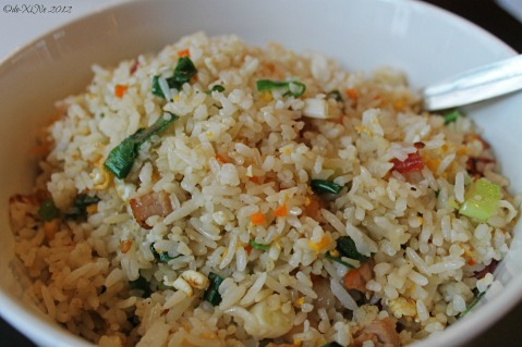 Lotus House Yang Chow Fried Rice