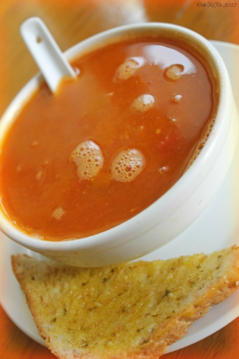 Gustaeu's Chili with Cheese Soup