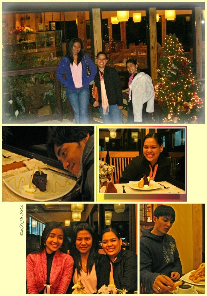 Baguio Country Club Pastry Shop