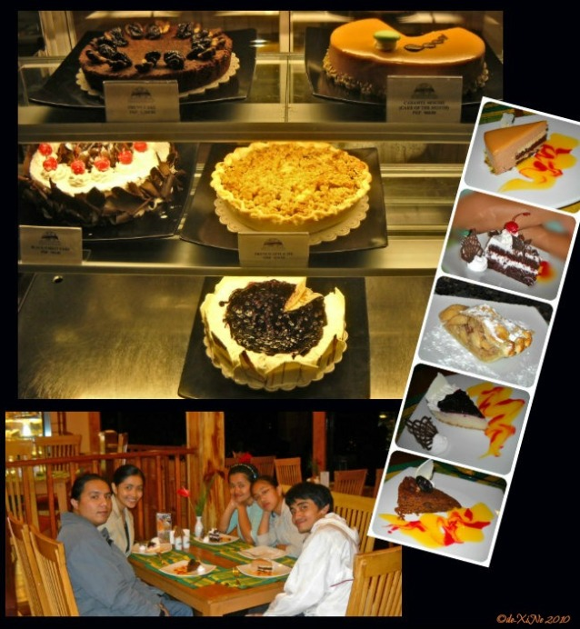 Baguio Country Club Cakes