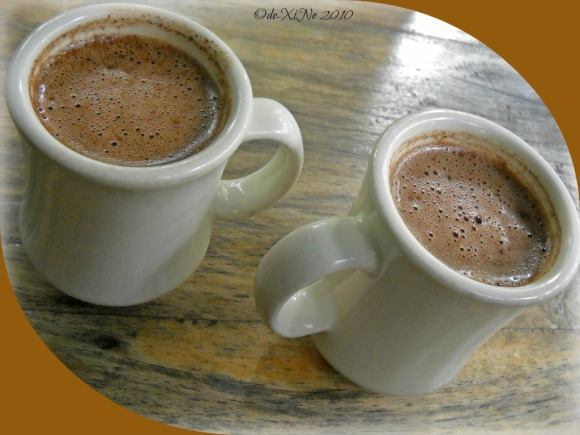 Chocolate de Batirol traditional hot choco