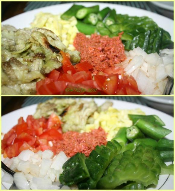 Iggy's Bonuan Seafood Restaurant Juan dela Cruz salad