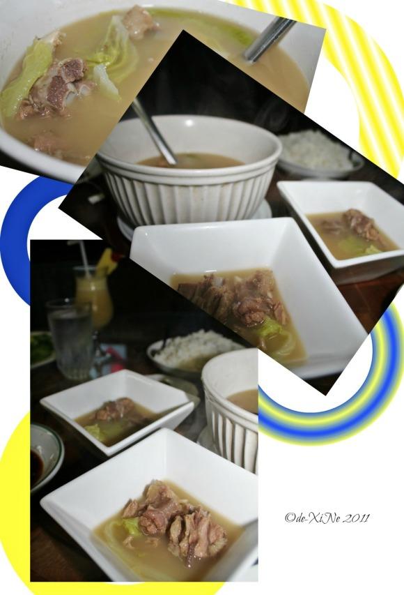 Iggy's Bonuan Seafood Restaurant sinigang na kambing