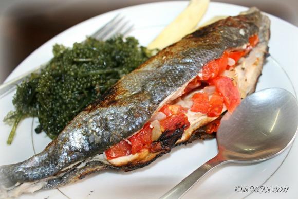Iggy's Bonuan Seafood Restaurant boneless bangus/milkfish