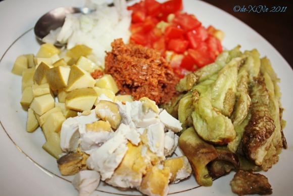 Iggy's Bonuan Seafood Restaurant house salad