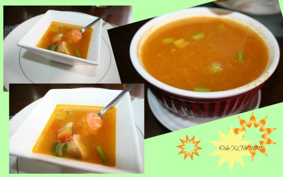 Iggy's Bonuan Seafood Restaurant bouillabaisse soup
