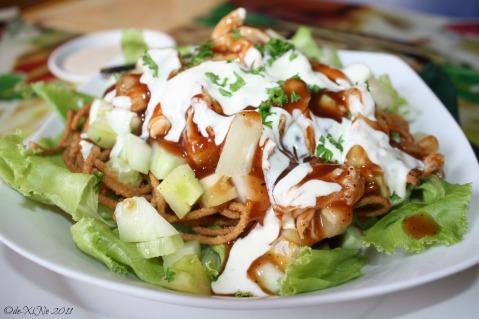 Zio's Crunchy Sicilian Salad
