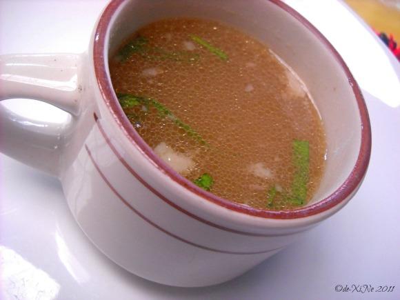 Kambingan sa Scout Barrio cup of soup