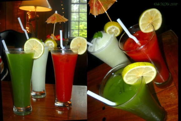 Chaya drinks