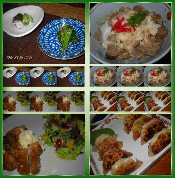Chaya food