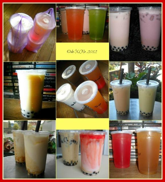 ZenTea beverages