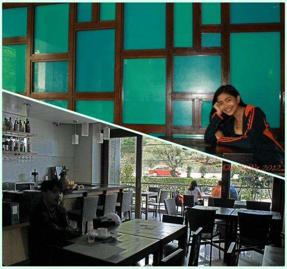 Cafe Sorelle scene