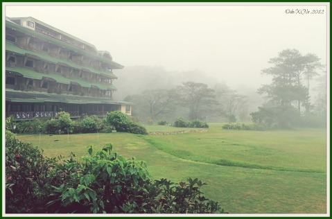 Baguio Country Club Greens