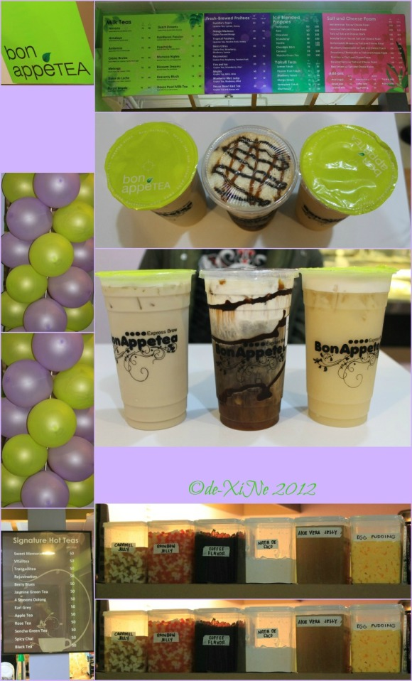 Three of the Bon Appetea Best Sellers