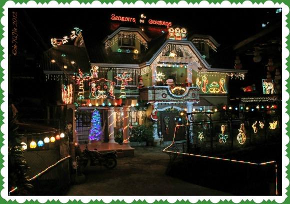 Christmas House 2012