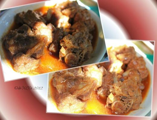 Countryside Eatery goat caldereta