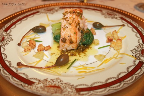 baguio mama s table seafood course