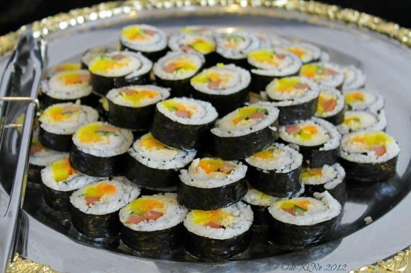 Cuore Buffet kimbap