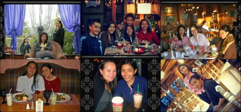 X Marks the Spot for Good Food in Baguio 2012 (everyone's a foodie =D)