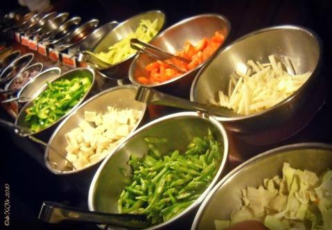 Omai Khan mongolian buffet