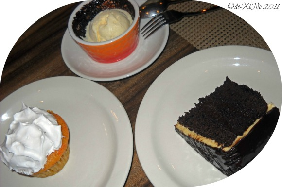 Hill Station desserts