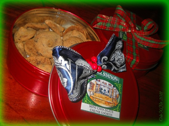 Hill Station holiday cookies