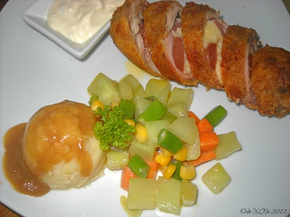 Dulcinea pollo rollo