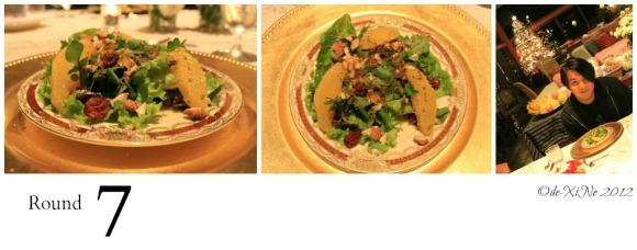 Mama's Table digestif salad
