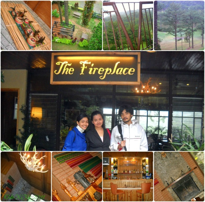 The Fireplace Bar and Restaurant surroundings