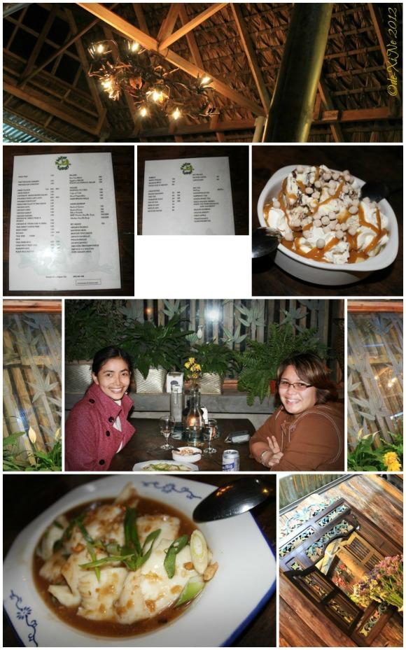 Happy Tummy scene, happy pizzuki, squid garlic and us with happy tummies